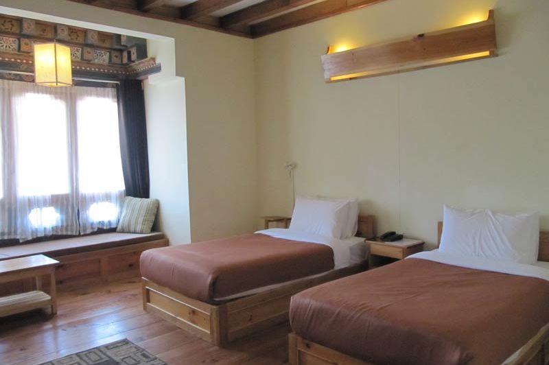 kamer Hotel Vara - Hotel Vara - Bhutan