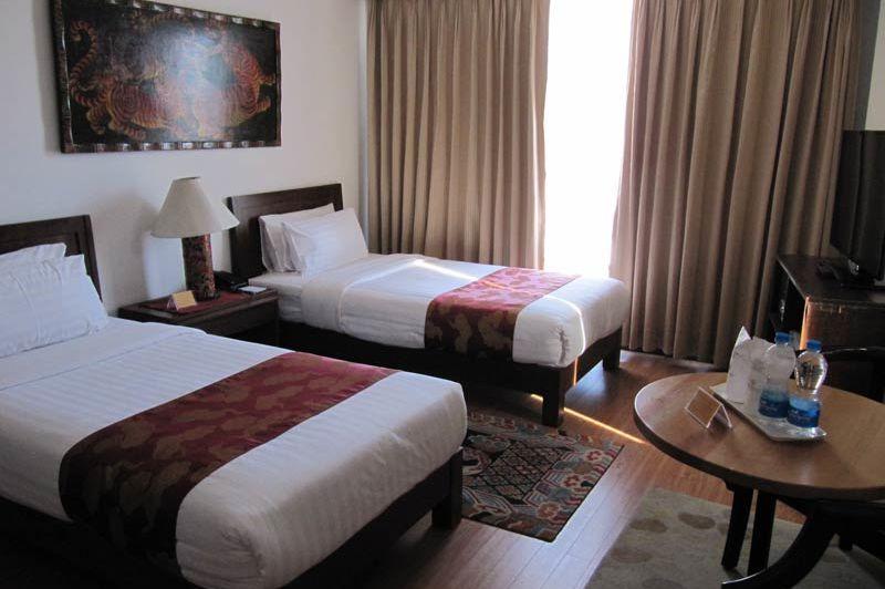 slaapkamer Khang Residency - Thimphu - Khang Residency - Bhutan - foto: Mieke Arendsen
