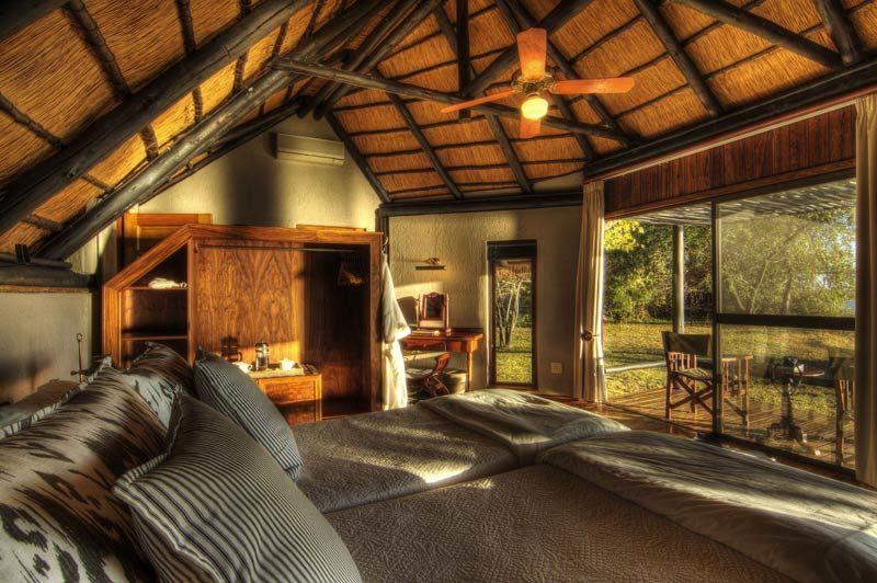Chobe Savannah Lodge, double room - Chobe National Park - Botswana - foto: Chobe Savannah Lodge