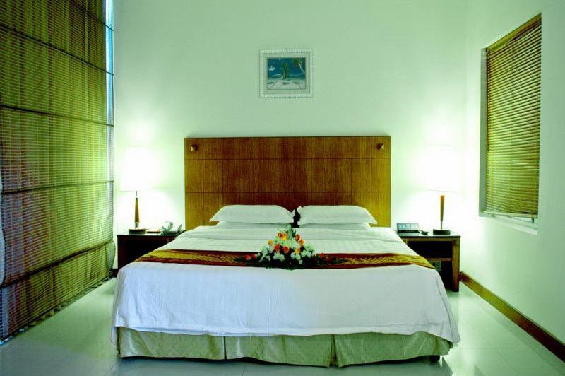 kamer - Independence hotel - Sihanoukville - Cambodja