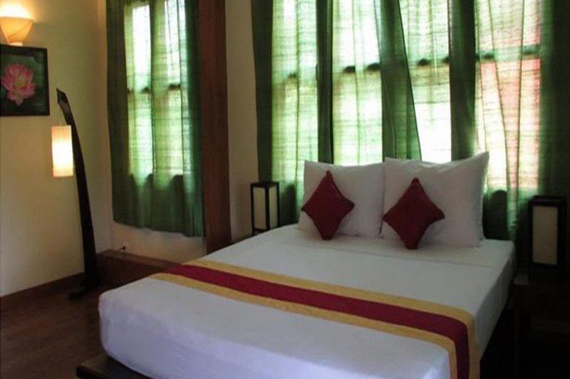 kamer Maisons Wat Kor - Maisons Wat Kor - Cambodja