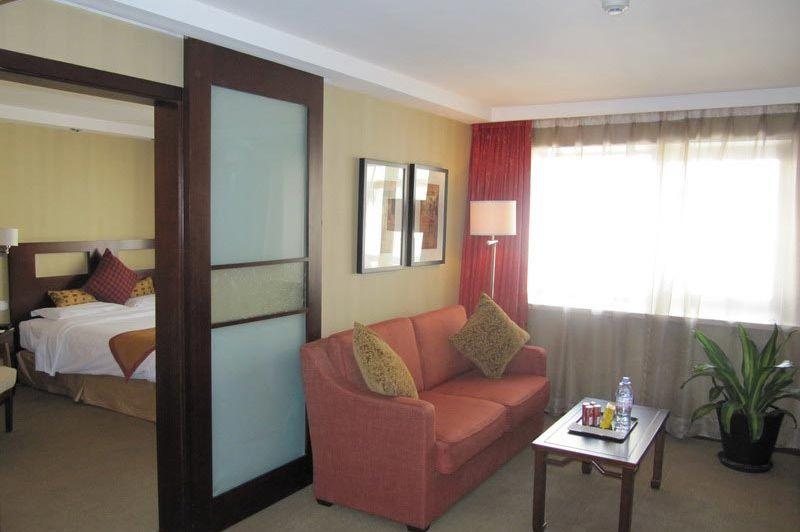 zitje in kamer - Sunworld Hotel Beijing - Sunworld Hotel Beijing - China