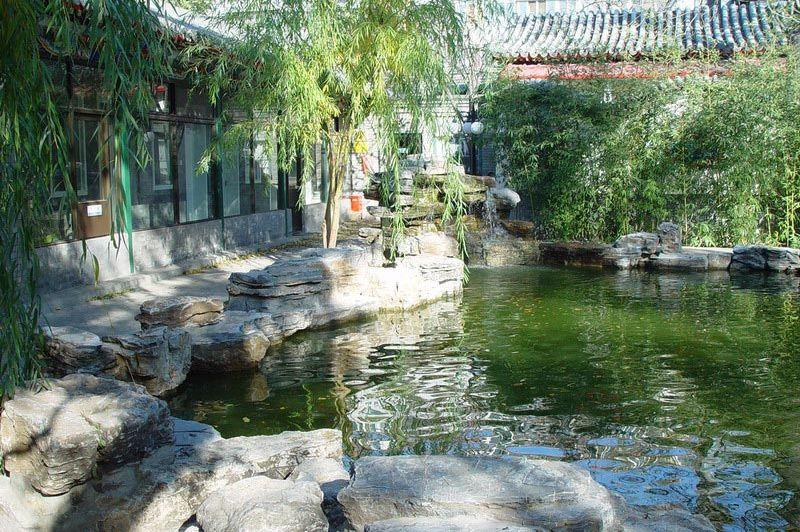 tuin - Bamboo Garden - Beijing - China