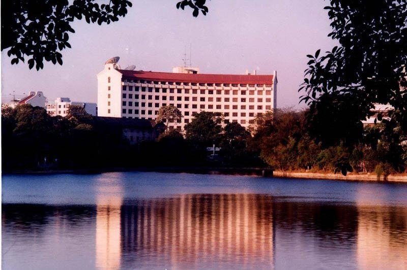 vooraanzicht - Guilin Bravo Hotel - Guilin - China