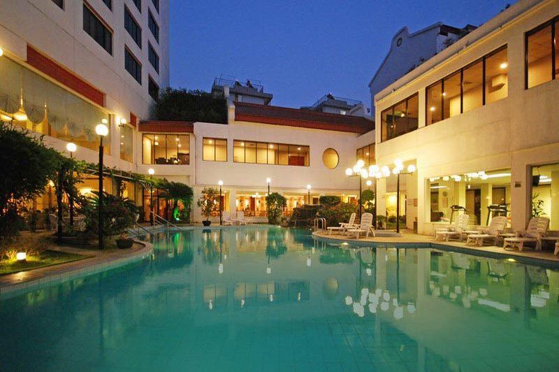 zwembad - Guilin Bravo Hotel - Guilin - China