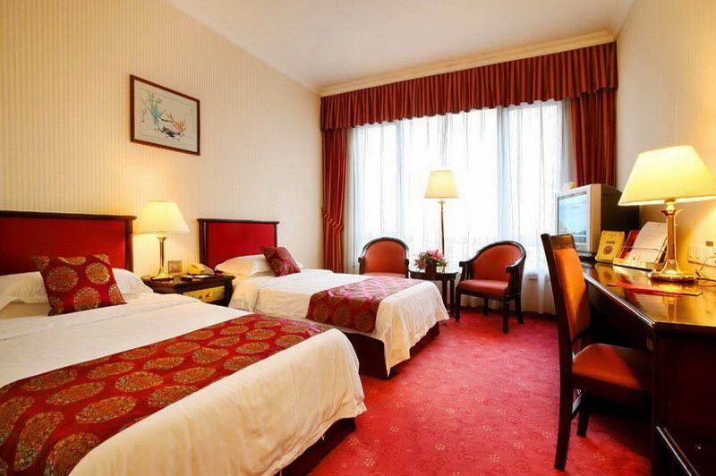 kamer - YinHe Dynasty Hotel - Chengdu - China