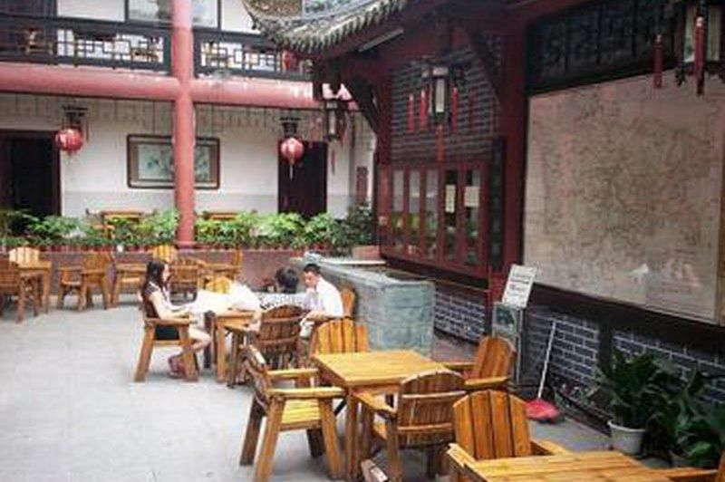 terras - Wen Jun Lou Hotel - Chengdu - China