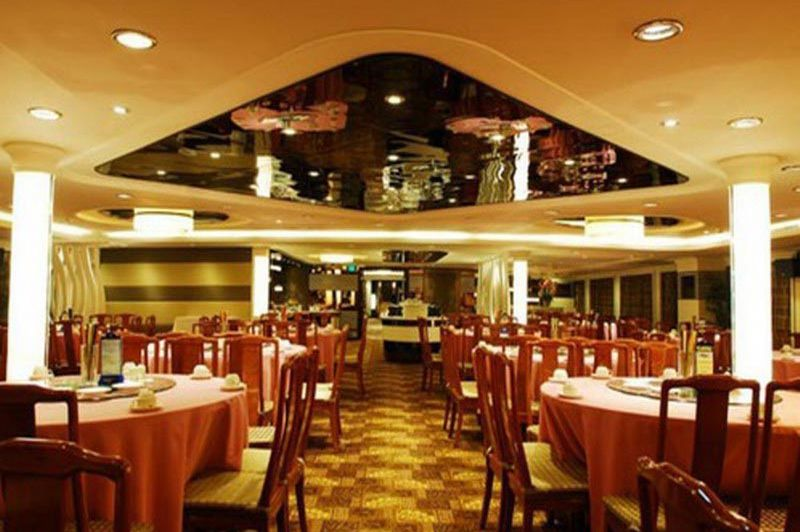 Victoria Grace - dining room - Yangtze Cruise Victoria Grace - China