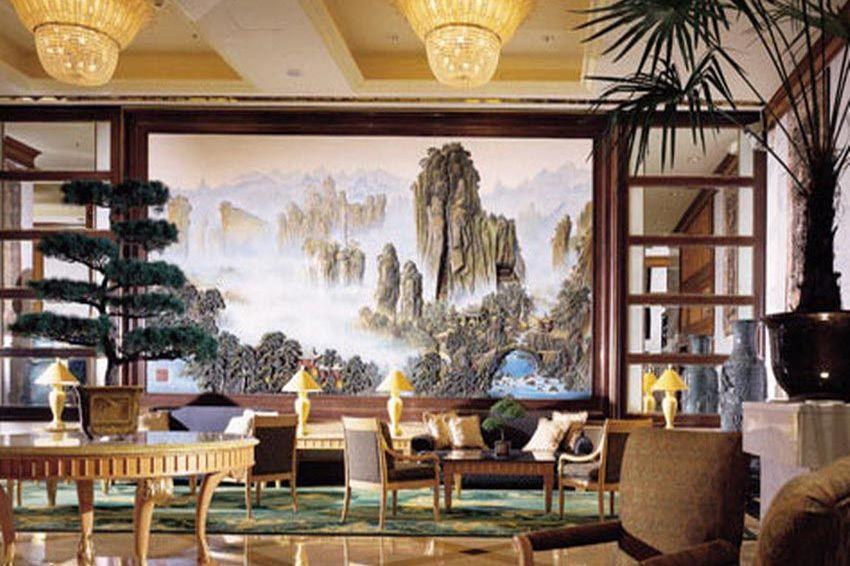 lobby - Shangri La Hangzhou - Hangzhou - China