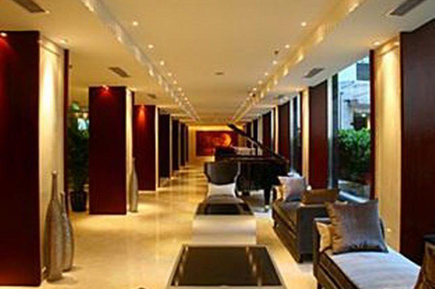 gang - Baron Hotel - Shanghai - China