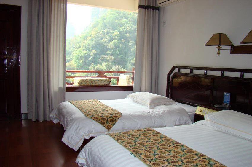 kamer in het Baron Hotel Shanghai - Baron Hotel - China