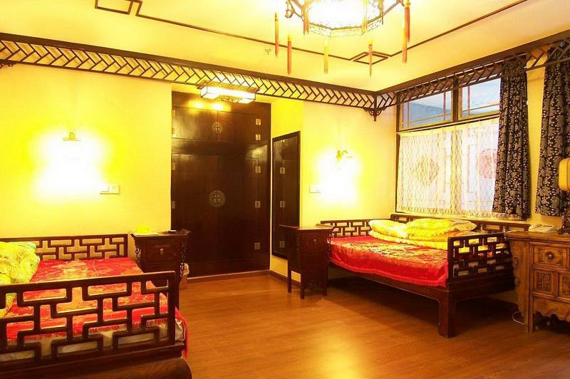 kamer Double Happiness Courtyard - double happiness courtyard - China