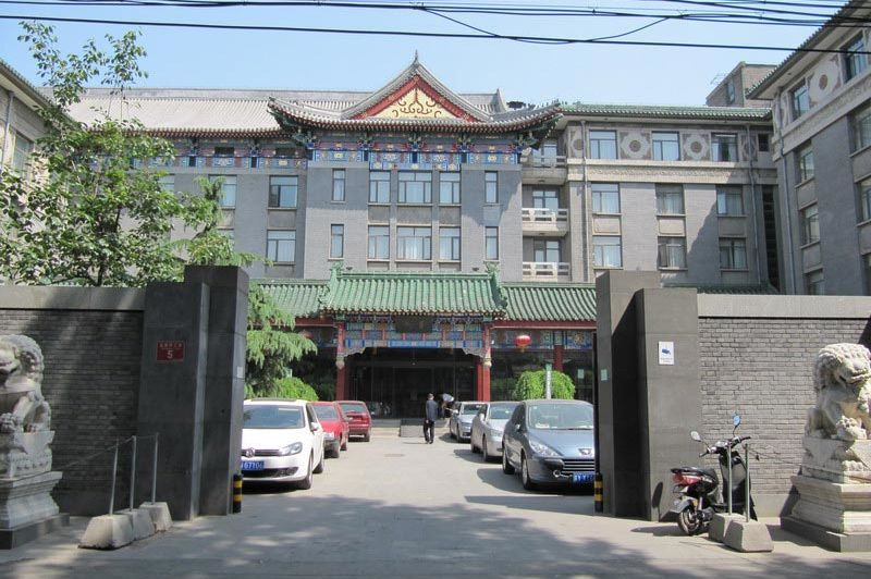voorkant Traveler Inn - Traveler Inn - China