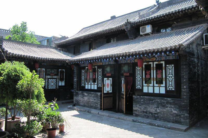 buitenkant De Ju Yuan hotel - De Ju Yuan hotel - China