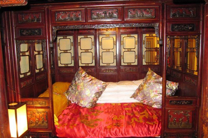bedstee Zen garden Hotel Lion Yard - Zen garden Hotel Lion Yard - China