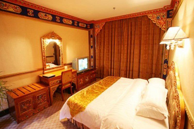 hotelkamer Shizheng Hotel Lhasa - Shizheng Hotel Lhasa - China