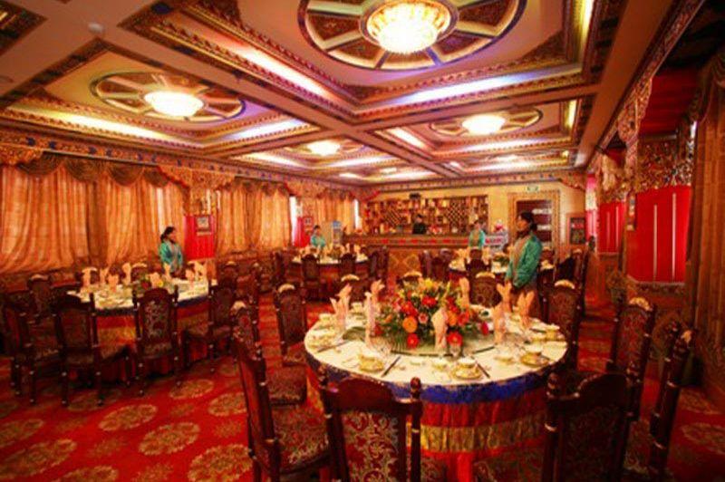 restaurant Shizheng Hotel Lhasa - Shizheng Hotel Lhasa - China