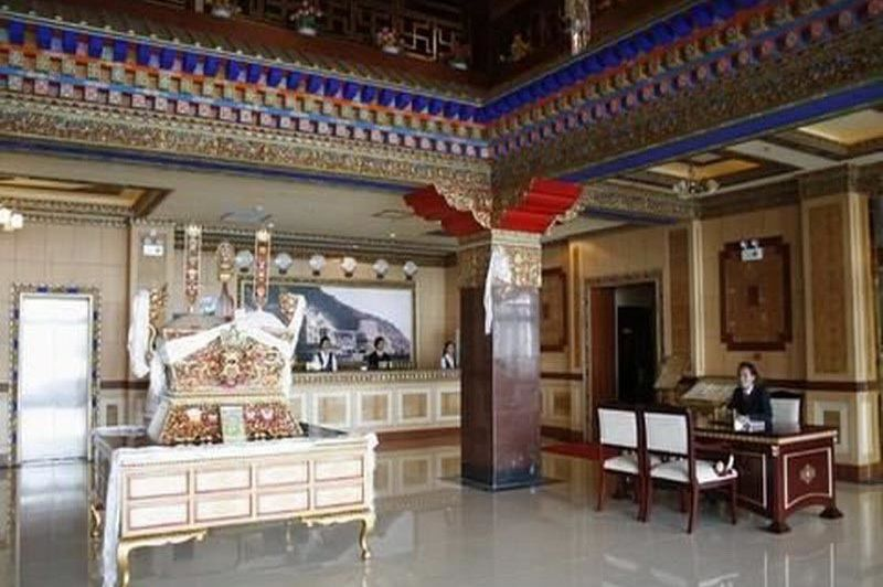 hal Gang Jian Hotel Lhasa - Gang Jian Hotel Lhasa - China