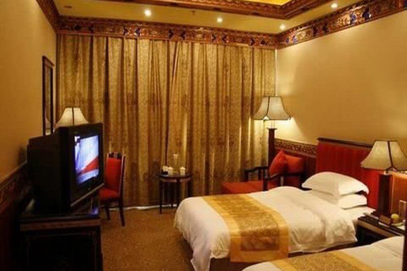 hotelkamer Gang Jian Hotel Lhasa - Gang Jian Hotel Lhasa - China