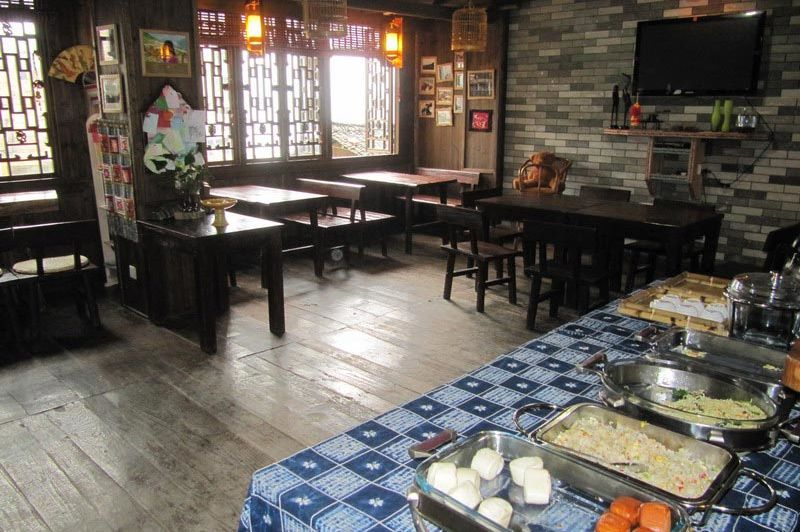 ontbijt Star Wish Resort - star wish resort - China