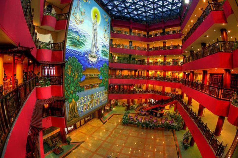 lobby Asia Star Hotel - Asia Star Hotel - China