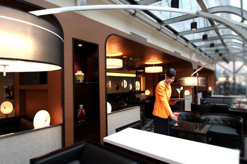 lobby Equatorial Hotel Shanghai - Equatorial Hotel Shanghai - China