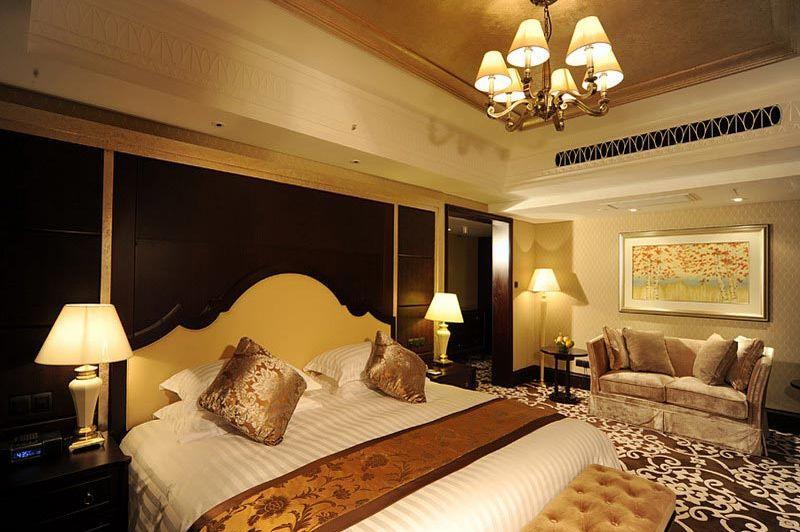 emperor suite Equatorial Hotel Shanghai - Equatorial Hotel Shanghai - China