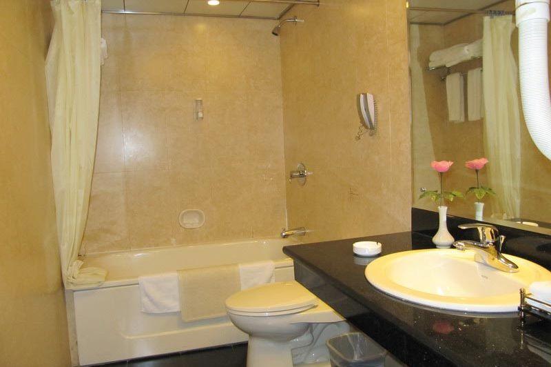 badkamer Hexi Hotel Lijiang - Hexi Hotel Lijiang - China