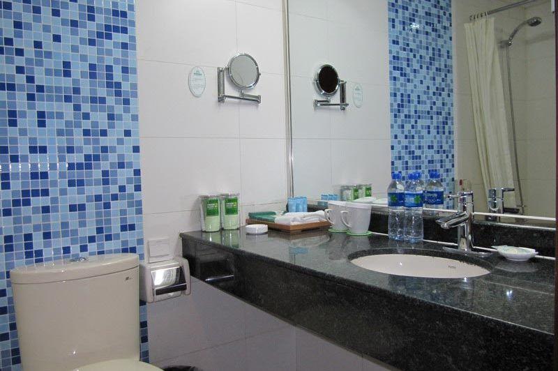badkamer Jade Garden Hotel Beijing - Jade Garden Hotel Beijing - China