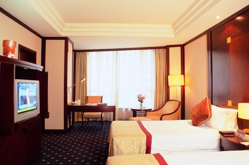 kamer Bund Hotel Shanghai - Bund Hotel Shanghai - China