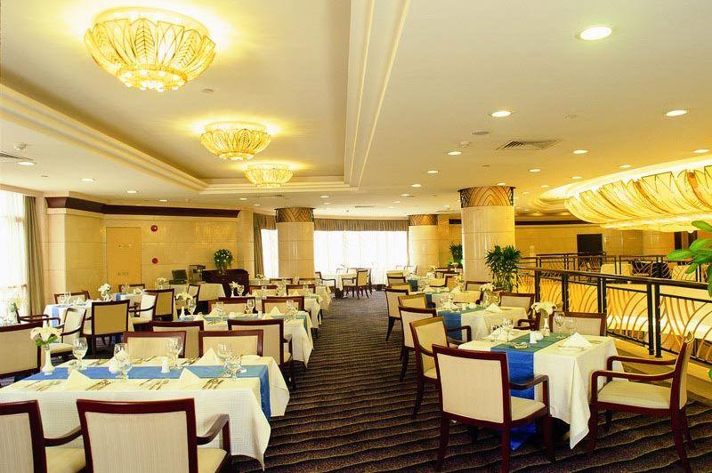 restaurant Bund Hotel Shanghai - Bund Hotel Shanghai - China