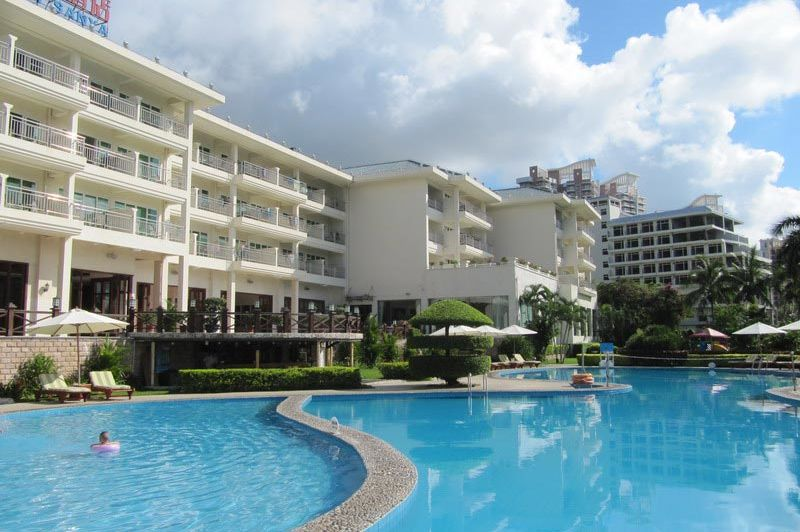 Liking Resort (Landscape Beach Hotel) zwembad - Liking Resort (Landscape Beach Hotel) - China