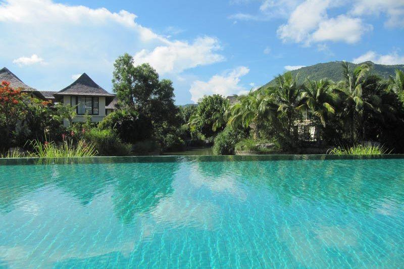 zwembad Yalong Bay Villas & Spa - Yalong Bay Villas & Spa - China