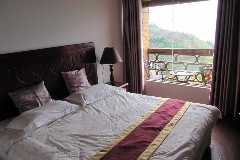 kamer met uitzicht - Liqing Hotel - Liqing Hotel - China
