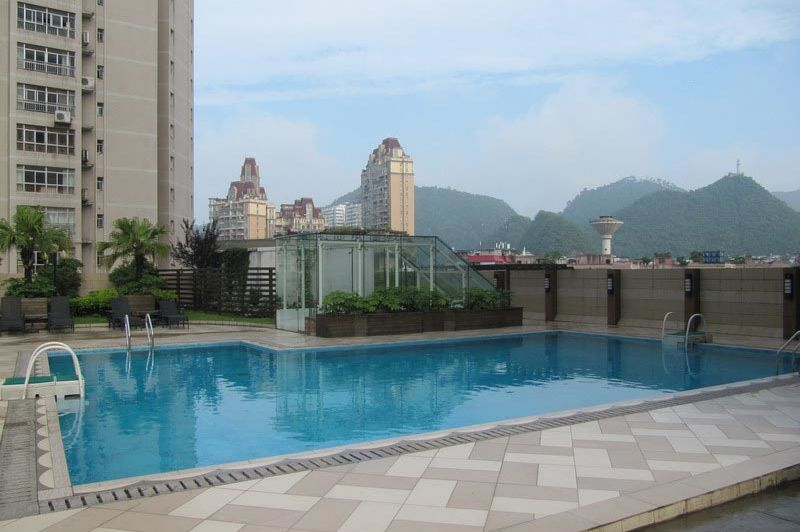 zwembad - Regal hotel Giuyang - Regal hotel Giuyang - China
