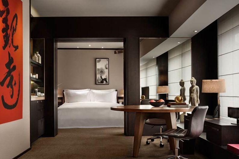 Suite in het Rosewood Hotel Beijing - Rosewood Hotel Beijing - China