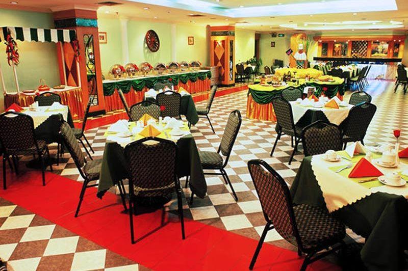 restaurant van Luoyang Peony Hotel in Luoyang - Luoyang Peony Hotel - China - foto: Luoyang Peony Hotel