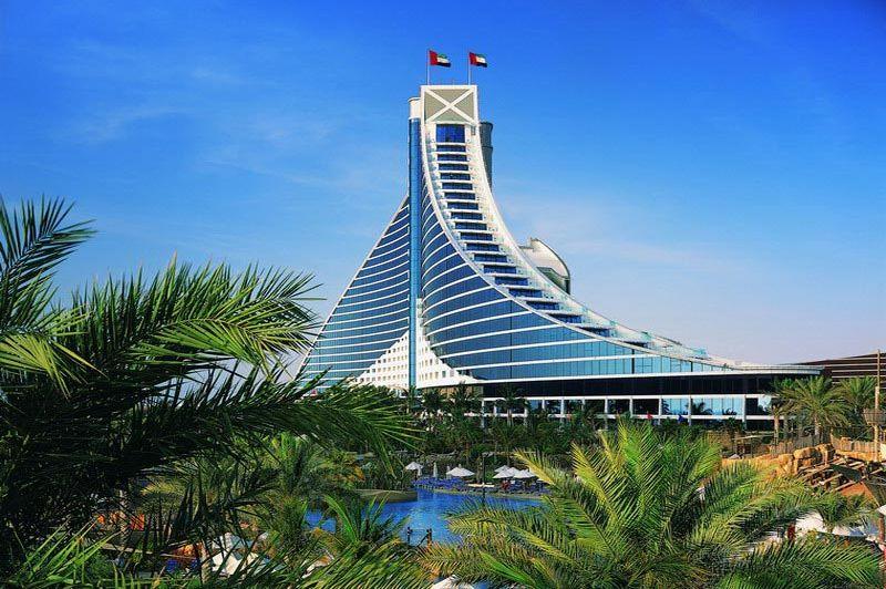 Jumeirah Beach exterior - Jumeirah Beach kamer - Dubai - Dubai