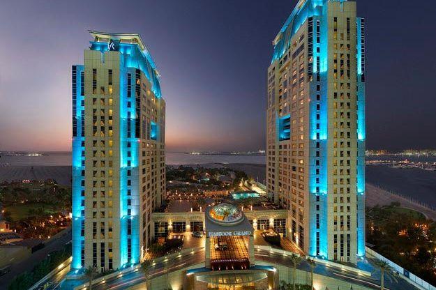 Buitenkant Habtoor Grand Dubai - Habtoor Grand - Dubai
