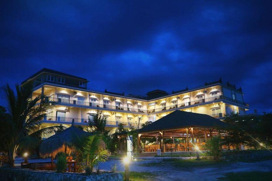 exterieur - Padadita Beach Hotel - Sumba - Indonesië - foto: Padadita Beach Hotel