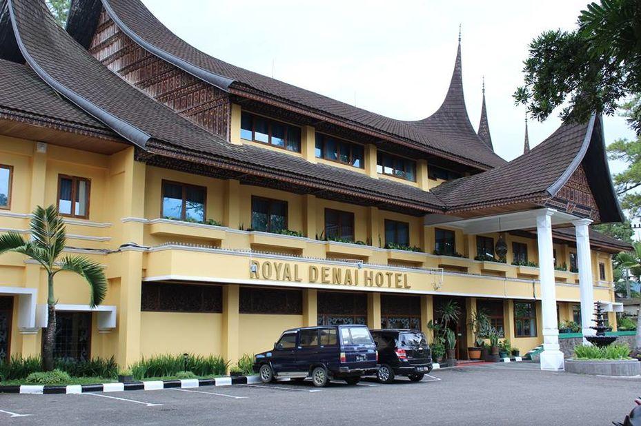 exterieur - Royal - Denai - Hotel - Bukittinggi - Sumatra - Indonesië - foto: Royal Denai Hotel