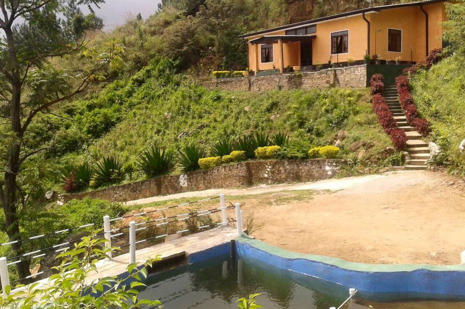 exterieur - Spring Hill Resort - Ruteng - Flores - Indonesië - foto: Spring Hill Resort