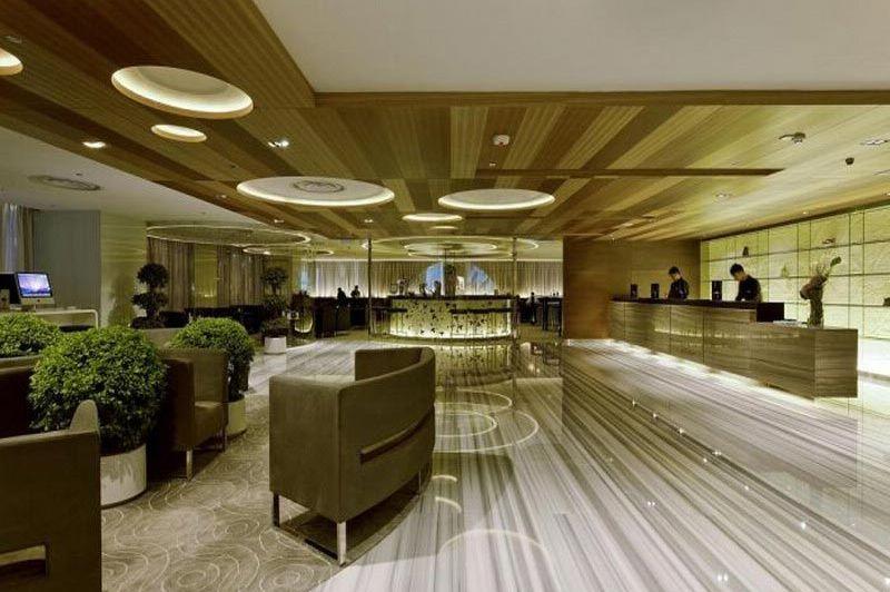 lobby - Novotel Nathan Road - Hong Kong