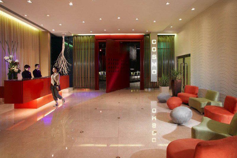 lobby - Cosmo - Hong Kong