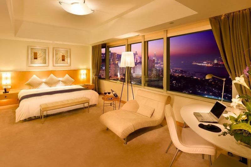 suite - Metropark Hotel - Hong Kong