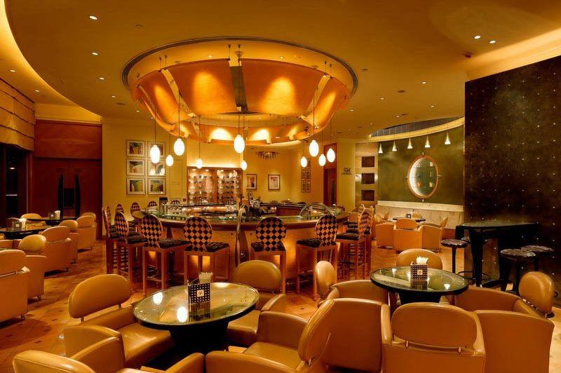 bar - Metropark Hotel - Hong Kong