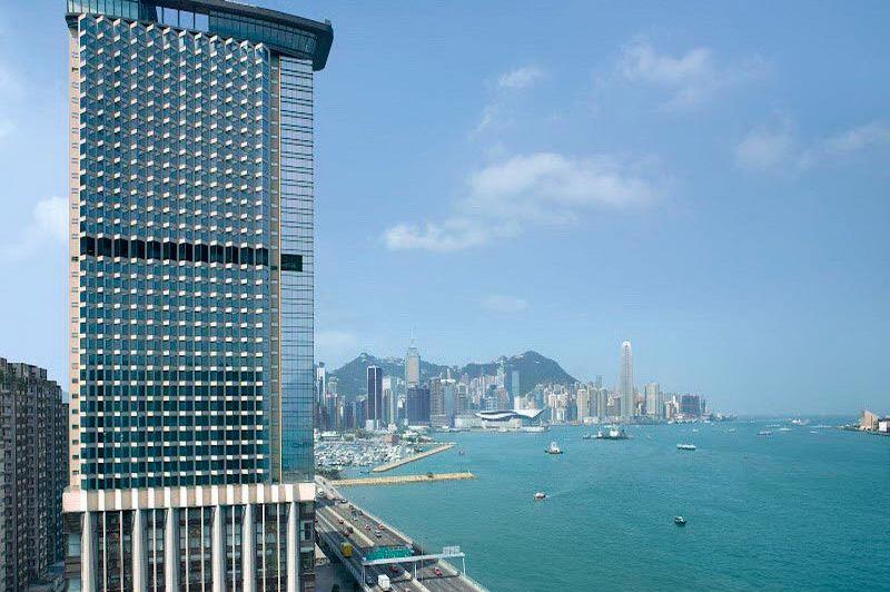 Buitenzijde hotel - Harbour Grand Hong Kong - Hong Kong