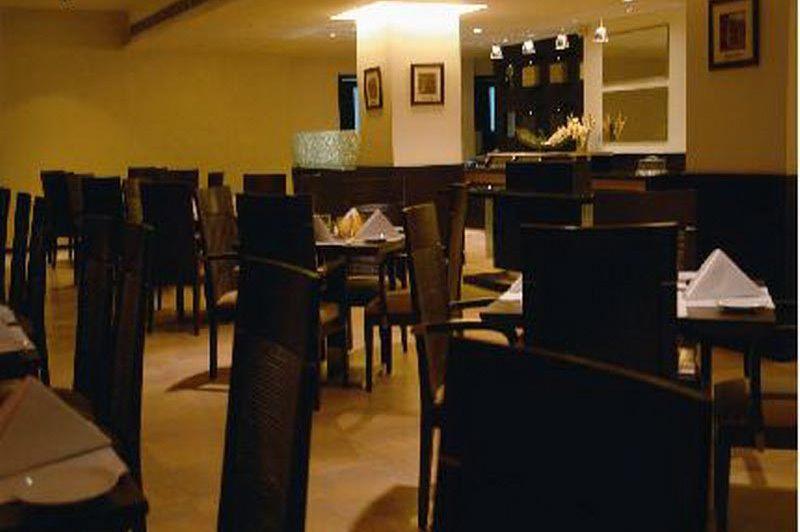restaurant - Hans Plaza - Delhi - India