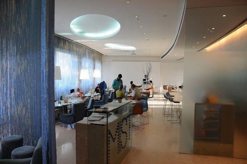lobby - The Park hotel - Dehli - India