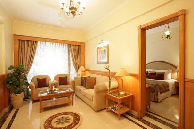kamer - Jaypee Siddharth Hotel - Delhi - India